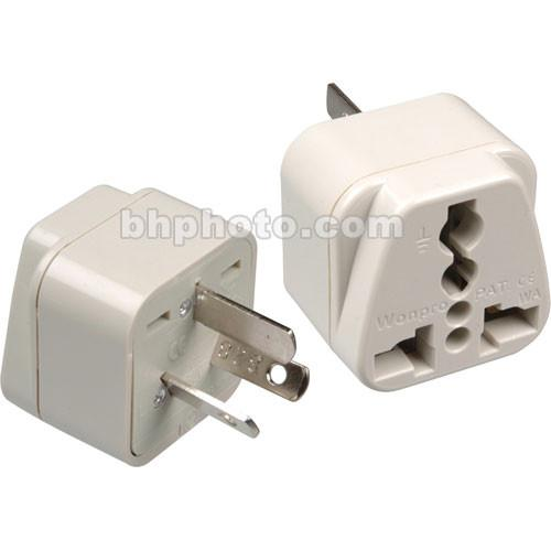 Travel Smart by Conair NWG-2C Adapter Plug NWG-2C