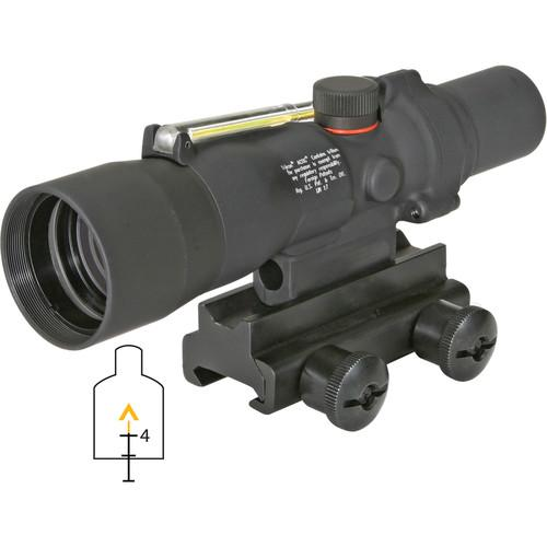 Trijicon 3x30 ACOG Riflescope (Matte Black) TA33-8