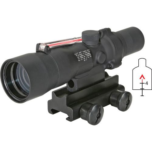 Trijicon 3x30 ACOG Riflescope (Matte Black) TA33R-8