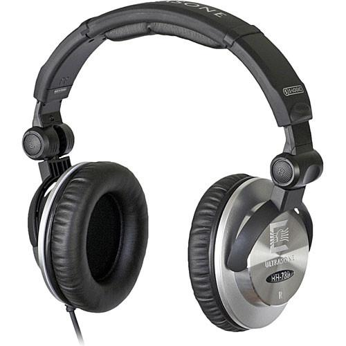 Ultrasone HFI-780 Closed-Back Stereo Headphones HFI 780