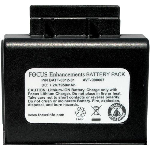 VITEC ASYF-1323-01LF 1950mAh Li-ion Battery for FS-5, 11787