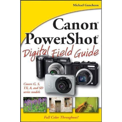 Wiley Publications Book: Canon PowerShot Digital 9780470174616