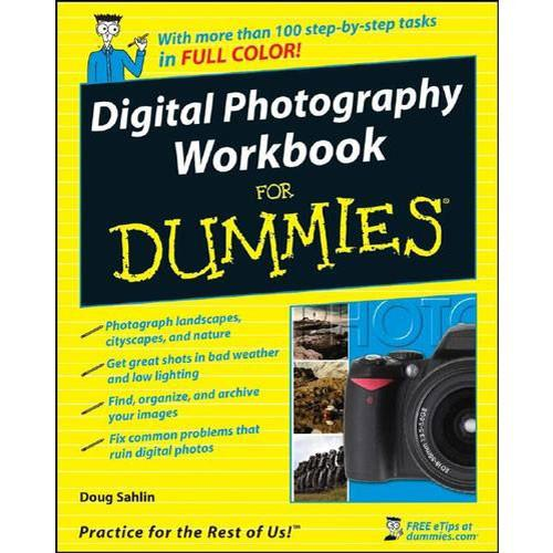 Wiley Publications Book: Digital Photography 978-0-470-25933-7