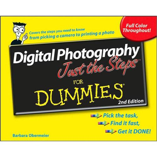 Wiley Publications Book: Digital Photography 978-0-470-27558-0