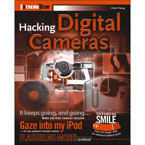 Wiley Publications Book: Hacking Digital Cameras 9780764596513