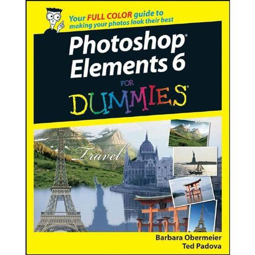Wiley Publications Book: Photoshop Elements 6 9780470192382