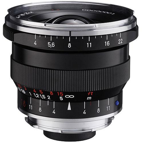 Zeiss Super Wide Angle 18mm f/4 Distagon T* ZM Manual 1440-733