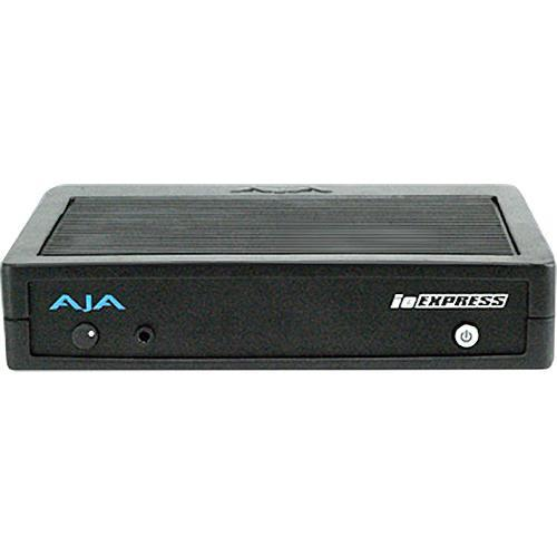AJA Io Express Desktop Video Audio I/O IO EXPRESS - PCIE