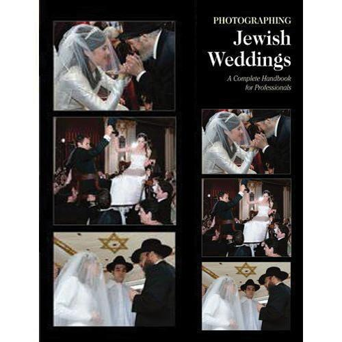 Amherst Media Book: Photographing Jewish Weddings by Stan 1884