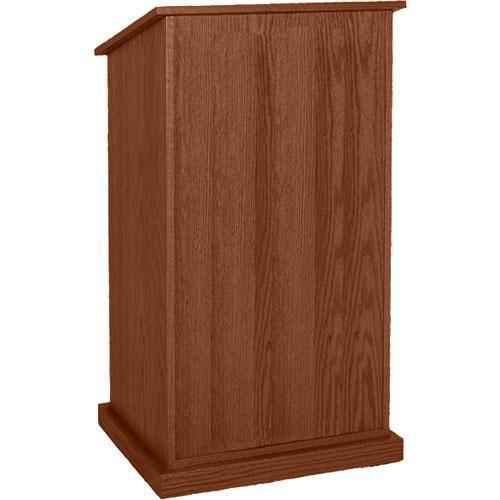 AmpliVox Sound Systems Chancellor Lectern without Sound W470-WT