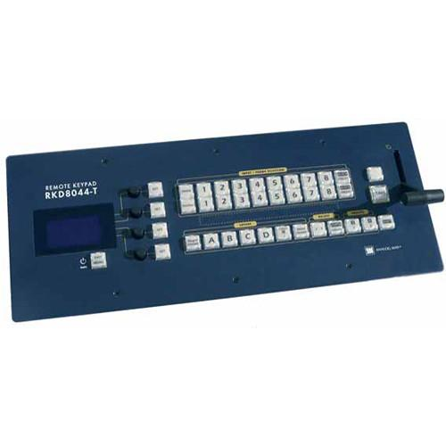 Analog Way RKD8044-T Remote Key Pad with T-Bar RKD8044-T