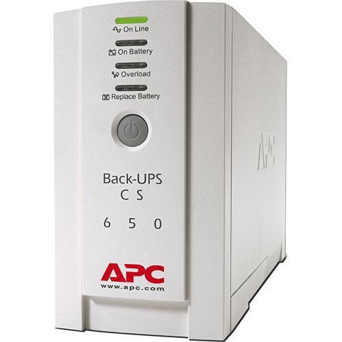 User manual APC Back-UPS 650VA International Version (230V