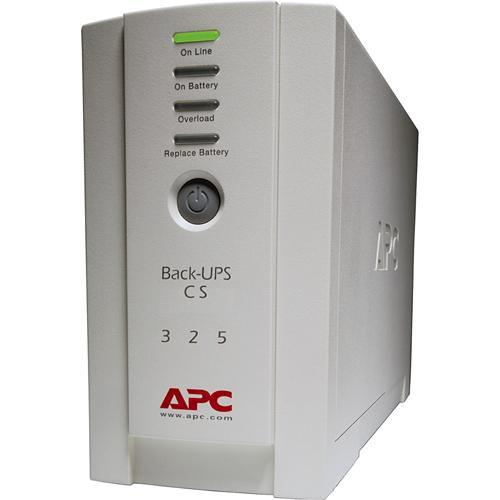 APC Back-UPS CS 325 without Auto Shutdown Software BK325I