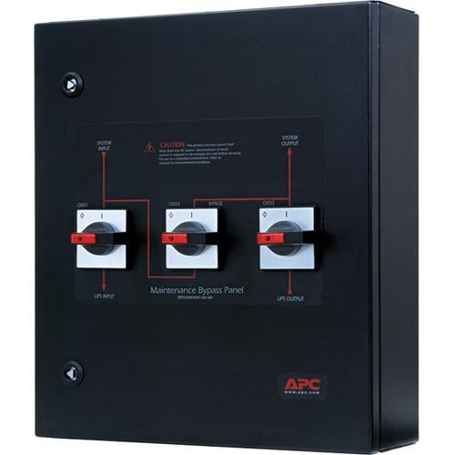 APC Smart-UPS VT Maintenance Bypass Panel SBPSU30K40HC1M1-WP