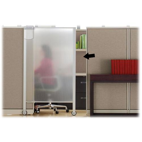 Apollo WPS2000 Workstation Privacy Screen - 38 x 65