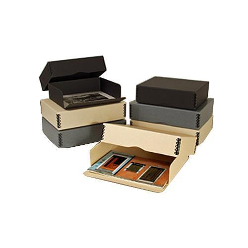 Archival Methods 01-542 Drop Front Archival Storage Box 01-542