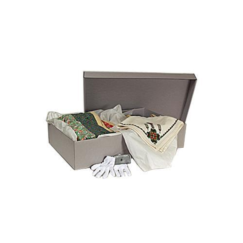 Archival Methods 59-500 Textile Storage Kit 59-500
