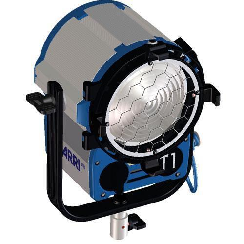 Arri T1 Location Fresnel - 1000 Watts, Stand Mount L1.39615.A