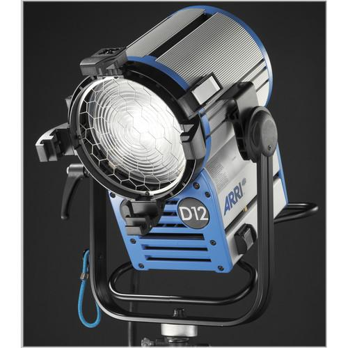 Arri True Blue D12 HMI 1200W Fresnel Head L1.33730.A