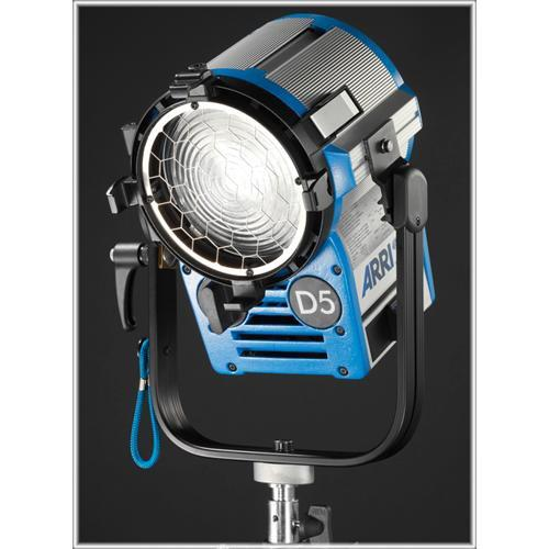Arri True Blue D5 HMI 575W Fresnel Head L1.33770.A