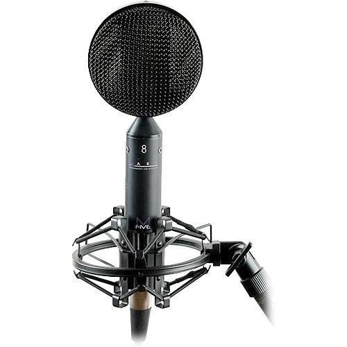 ART M-Five Ribbon Microphone with Figure-8 Polar Pattern M-FIVE