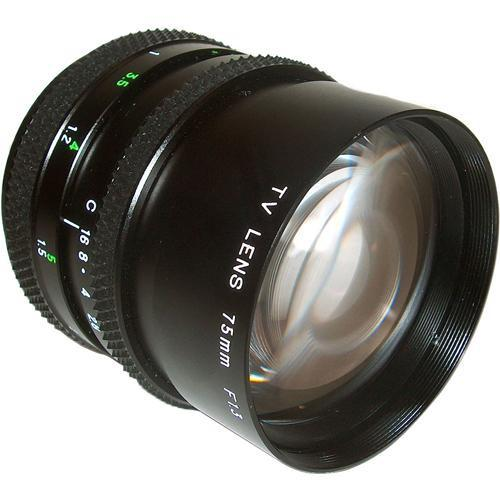 AstroScope  75mm f/1.4 C-Mount Lens 914029