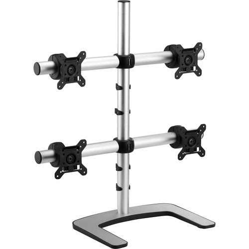 Atdec Visidec VFS-Q Freestanding Mount for Four Monitors VFS-Q