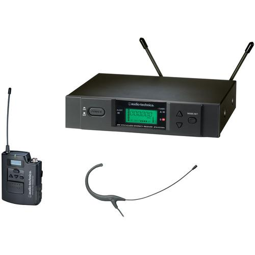 Audio-Technica ATW-3192 Wireless UHF Body-Pack System ATW-3192BD