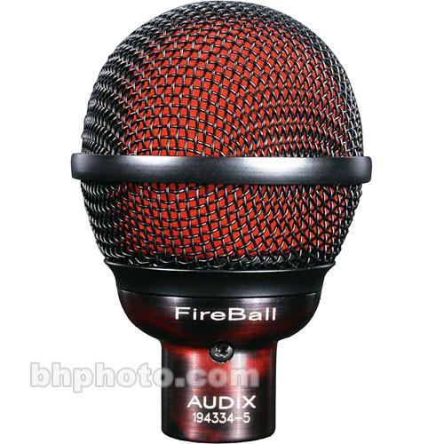 Audix FireBall Dynamic Instrument Microphone FIREBALL
