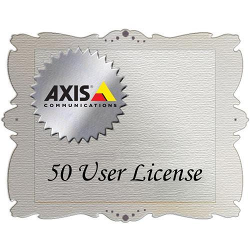 Axis Communications 50-User License for AVC/H.264 0160-050
