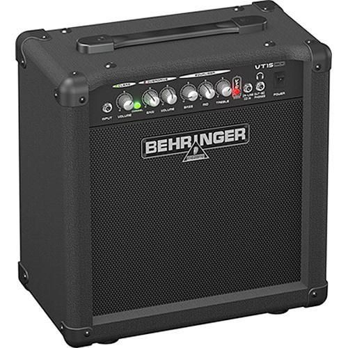 Behringer Virtube VT15CD 2-Channel Guitar Amplifier VT15CD