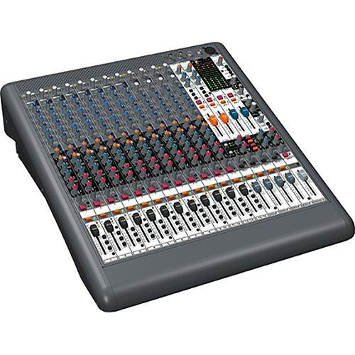 Behringer Xenyx XL1600 - 16 Channel, 6 Aux, 4 Group Audio XL1600
