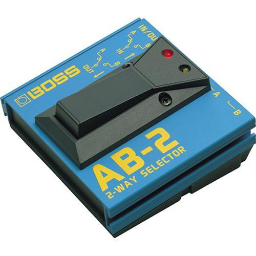 BOSS  AB-2 2-Way Selector Pedal AB-2