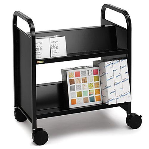 Bretford Double-Sided Mobile Book & Utility Truck BOOV5-RN