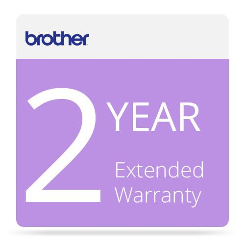 Brother 2-Year Extended Warranty for Pentax PocketJet 207225