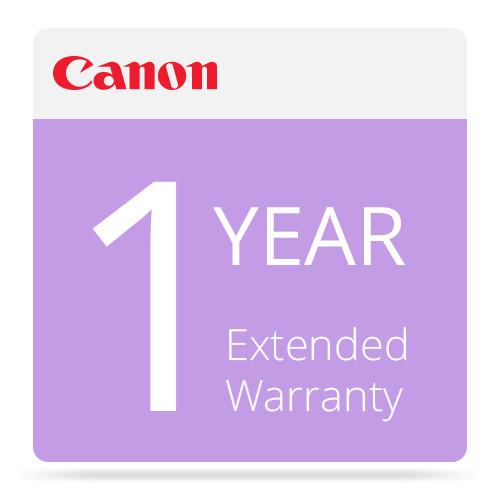Canon One-Year Extended Warranty for iPF9100 1708B046