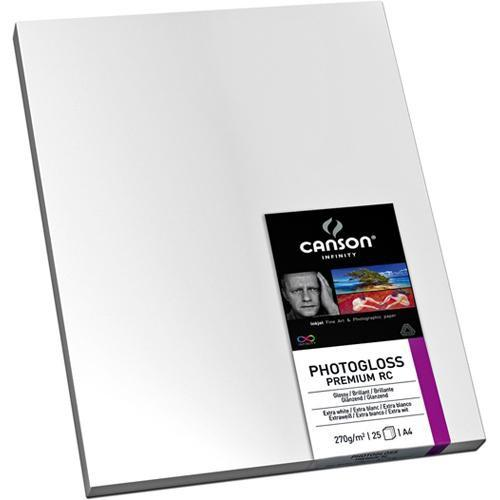 Canson Infinity PhotoGloss Premium Resin Coated Paper 206231002
