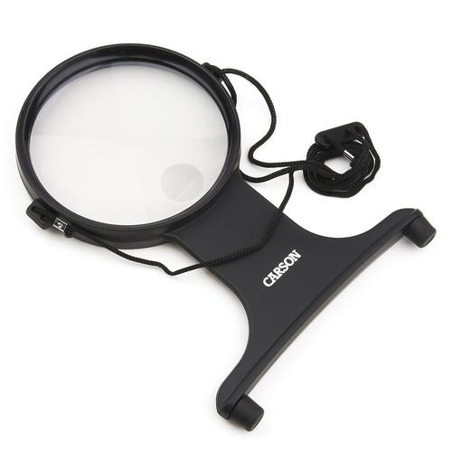 Carson  HF-25 2x/3.5x MagniFree Magnifier HF-25