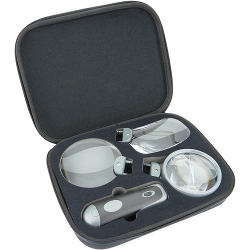 Carson  RL-30 3-in-1 Remov-A-Lens Magnifier RL-30