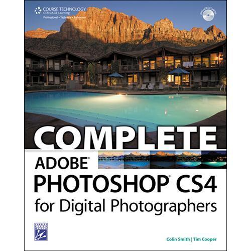 Cengage Course Tech. Book: Complete Photoshop 978-1-58450-685-0