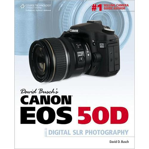 Cengage Course Tech. Book: David Busch's Canon 978-1-59863-904-9