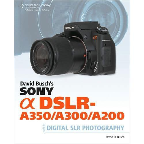Cengage Course Tech. Book: David Busch's Sony 978-1-59863-801-1