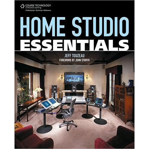Cengage Course Tech. Book: Home Studio Essentials 1-59863-839-4