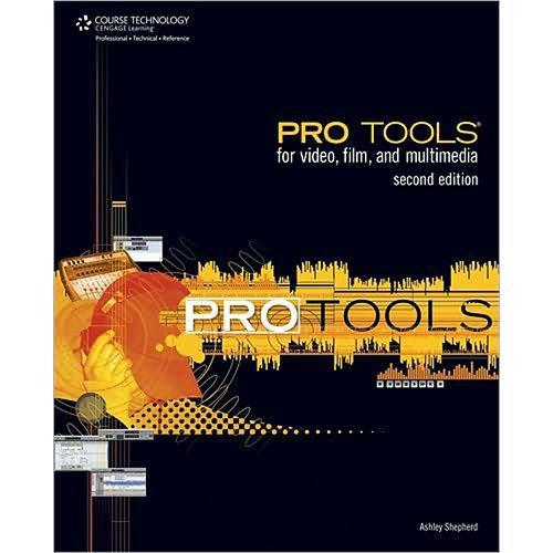 Cengage Course Tech. Book: Pro Tools for Video, Film 1598635328