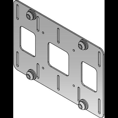 Chief FSB4101B Custom Interface Bracket for Flat Panels FSA4101B