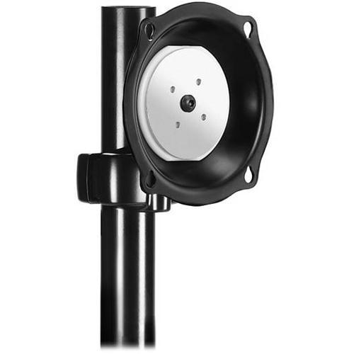 Chief  JPPVB Pivot-Tilt Pole Mount (Black) JPPVB