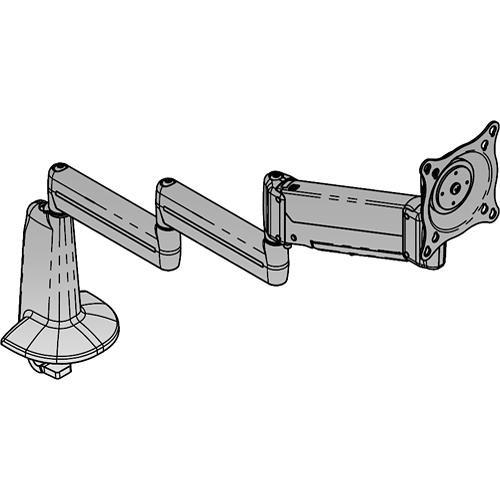 Chief KCB110S Flat Panel Height-Adjustable Triple Arm KCB110S