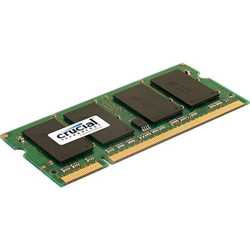 Crucial 4GB SO-DIMM Memory for Notebook CT51264AC667