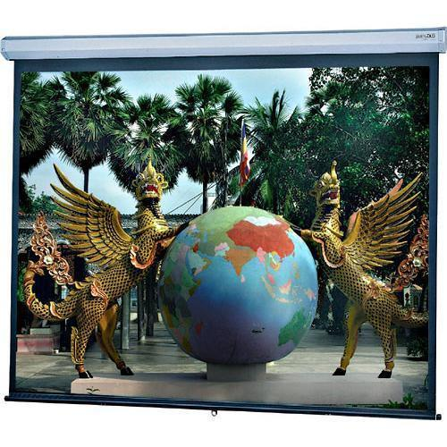 Da-Lite 33403 Model C Front Projection Screen (72x72