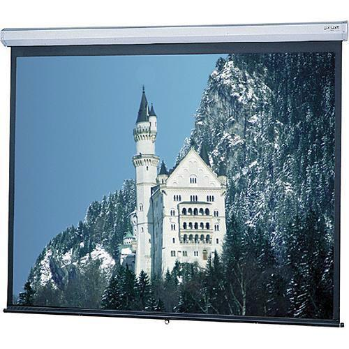 Da-Lite 36445 Model C Manual Projection Screen 36445